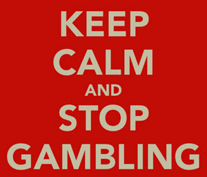 invest dont gamble