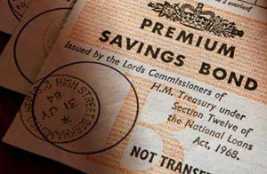 premium savings bond